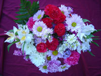 22 Stem Mixed Flower Bouquet Image